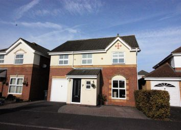 Thumbnail 4 bedroom detached house for sale in Yeats Close, Blunsdon, Swindon