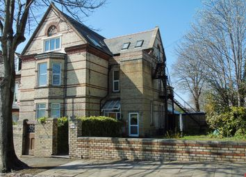 Thumbnail 3 bed flat for sale in Church Road, Penarth