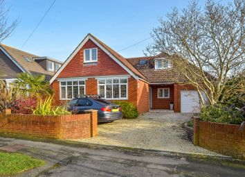 Thumbnail 5 bed detached house for sale in South Road, Drayton, Portsmouth