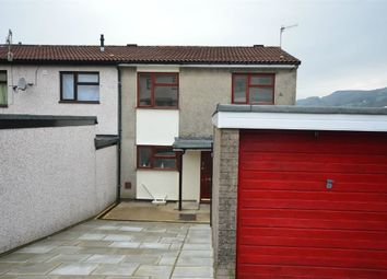 Thumbnail 3 bed terraced house for sale in Dickens Court, Machen, Caerphilly