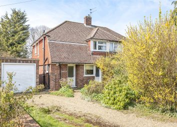 Thumbnail 3 bed property for sale in Mount Pleasant, West Horsley, Leatherhead