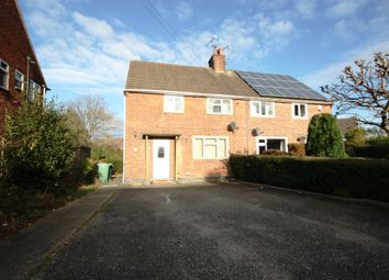Thumbnail Semi-detached house for sale in Brook Close, Alfreton