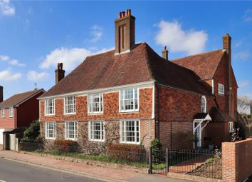 High Street, Burwash, Etchingham, East Sussex TN19. 5 bed detached house for sale