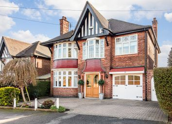 Thumbnail 4 bed detached house for sale in Leahurst Road, Nottingham
