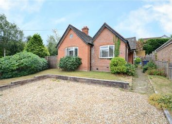 Thumbnail 3 bed detached bungalow for sale in Longdown Road, Little Sandhurst, Berkshire