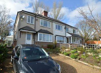 Thumbnail 4 bedroom semi-detached house for sale in Buckley Lane, Prestwich, Manchester