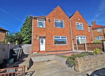 Thumbnail 3 bed semi-detached house for sale in Firbeck Road, Arnold, Nottingham