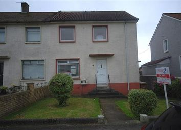 Thumbnail 2 bed end terrace house for sale in Kilbrannan Avenue, Saltcoats