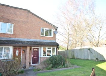 Thumbnail 1 bed end terrace house for sale in Sycamore Walk, Englefield Green, Surrey