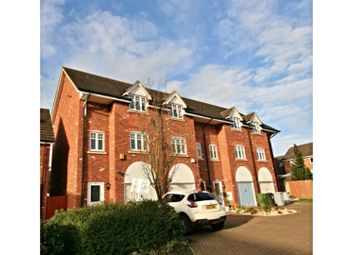 Thumbnail 3 bed town house for sale in Haydn Jones Drive, Nantwich