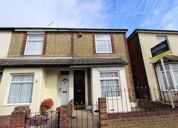 Thumbnail 2 bed end terrace house for sale in Waterloo Road, Freemantle, Southampton