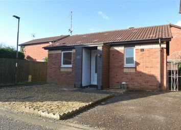 Thumbnail 1 bedroom detached bungalow for sale in Home Pasture, Werrington, Peterborough