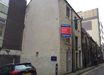 Thumbnail Retail premises for sale in 14, Chancery Lane, Huddersfield