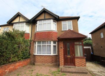 Thumbnail 3 bedroom semi-detached house to rent in Rydens Way, Old Woking, Woking