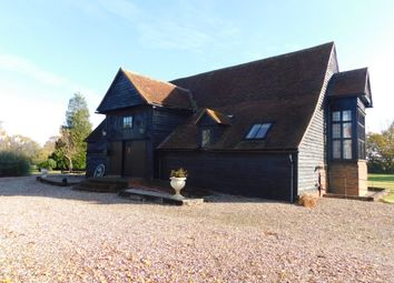 Thumbnail 3 bed barn conversion to rent in Church Road, Goldhanger