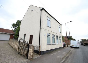 Thumbnail 3 bed detached house for sale in Station Road, Barnby Dun, Doncaster