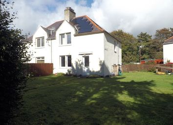 Thumbnail 3 bed semi-detached house for sale in Murray Road, Dornoch
