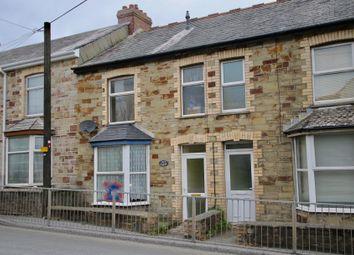 Thumbnail 2 bed terraced house for sale in Agar Terrace, Bodmin