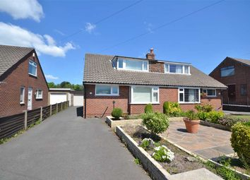 Thumbnail 3 bed semi-detached bungalow for sale in Walgarth Drive, Chorley
