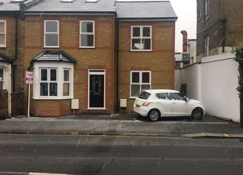 Thumbnail 5 bed end terrace house for sale in St. John's Road, Isleworth