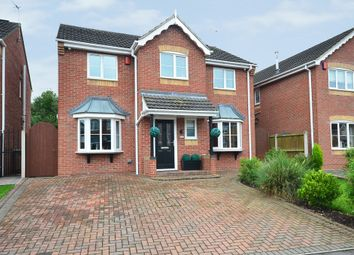 Thumbnail 4 bed detached house for sale in Parma Grove, Meir Hay, Stoke-On-Trent