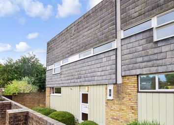 Thumbnail 4 bed end terrace house for sale in Knights Croft, New Ash Green, Longfield, Kent
