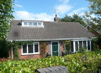 Thumbnail 4 bed detached bungalow to rent in Gresty Green Road, Shavington, Crewe, Cheshire