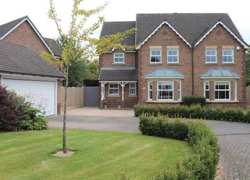 Thumbnail 4 bed detached house to rent in Coniston Close, Alderley Edge