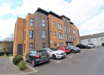 Thumbnail 2 bed flat for sale in Albion Court, Ebberns Road, Hemel Hempstead