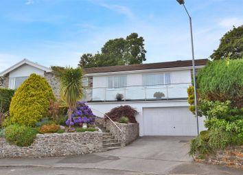 Thumbnail 4 bed detached bungalow for sale in Vicarage Close, Budock Water, Falmouth