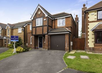 Thumbnail 4 bed detached house for sale in Barnstaple Way, Cottam, Preston