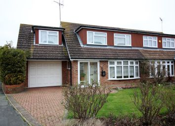 Thumbnail 4 bed semi-detached house for sale in Reeds Way, Wickford