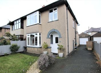 Thumbnail 4 bed semi-detached house for sale in 13 Rosemede Avenue, Kendal, Cumbria