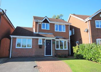 Thumbnail 3 bed detached house for sale in Redbridge Drive, Nuthall, Nottingham