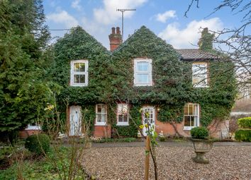 Thumbnail 4 bed cottage for sale in Otley Bottom, Otley, Ipswich