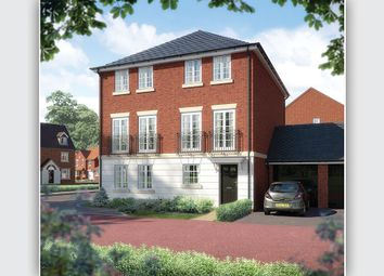 "Thumbnail 3 bed town house for sale in ""The Deverell"" at Coupland Road, Selby"