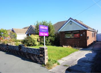 Thumbnail 3 bed semi-detached bungalow for sale in Windsor Road, Wigan