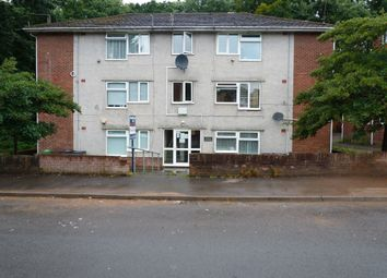 Thumbnail 1 bed flat to rent in Woolaston Avenue, Cyncoed, Cardiff