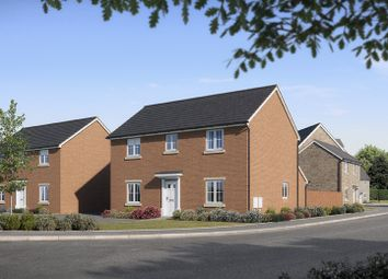 "Thumbnail 4 bedroom detached house for sale in ""The Whitmore"" at Abergavenny Road, Gilwern, Abergavenny"