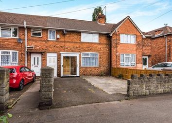Thumbnail 3 bed terraced house for sale in Broadway West, Walsall, West Midlands