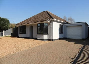 Thumbnail 3 bed detached bungalow for sale in Howdale Road, Downham Market