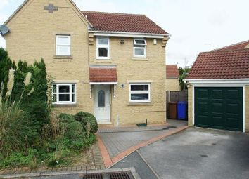 Thumbnail 2 bed semi-detached house to rent in Laneward Close, Ilkeston