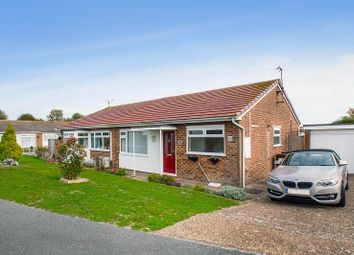 Thumbnail 2 bed semi-detached bungalow for sale in Kingfisher Drive, Eastbourne