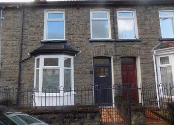 Thumbnail 3 bedroom property for sale in Tynybedw Street, Treorchy, Rhondda, Cynon, Taff.