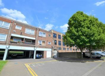 Thumbnail 1 bed flat to rent in Gurnard Close, Yiewsley
