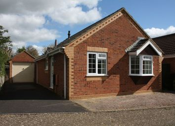 Thumbnail 2 bed detached bungalow for sale in Dashwood Close, Sturminster Newton