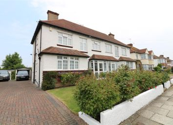 Thumbnail 3 bed semi-detached house for sale in Ridgeway Avenue, Gravesend