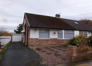 Thumbnail 2 bed bungalow to rent in Haileybury Road, Woolton, Liverpool
