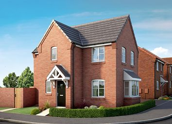 "Thumbnail 3 bed property for sale in ""The Crimson"" at Mooracre Lane, Bolsover, Chesterfield"