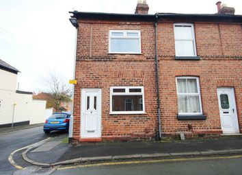 Thumbnail 2 bed end terrace house to rent in Chapel Lane, Stockton Heath, Warrington